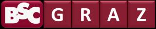 BSC Logo mit den Buchstaben für die Stadt GRAZ - G, R, A, Z