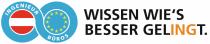 """Claim """"WISSEN WIE´S BESSER GELINGT"""" der Ingenieurbüros mit dem LOGO der Ingenieurbüros"""