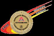 Logo der Quality Austria des Internationalen Austria Brandschutzgütezeichen