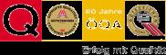Logos der Quality Austria ÖQA